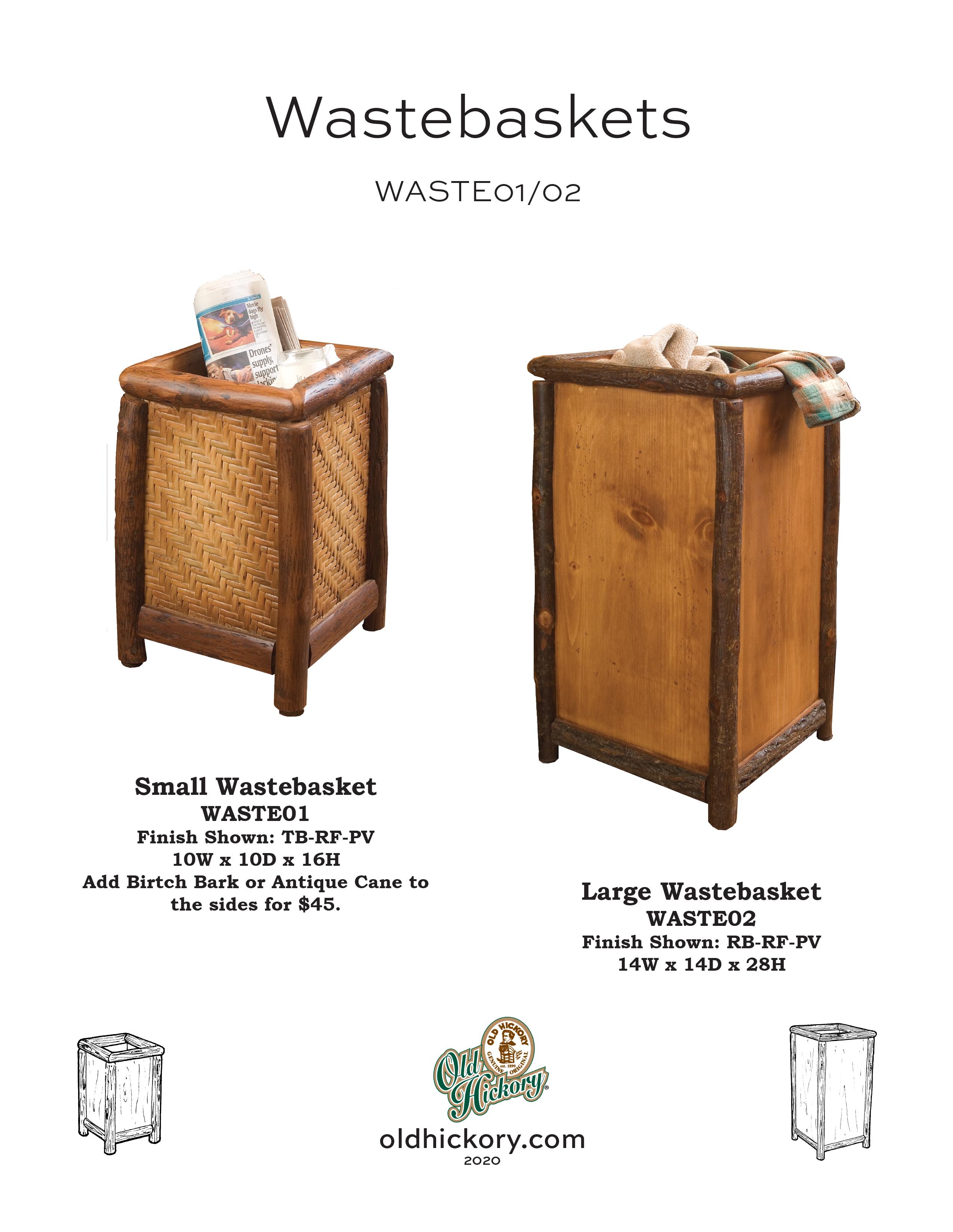 WASTE01 & WASTE02