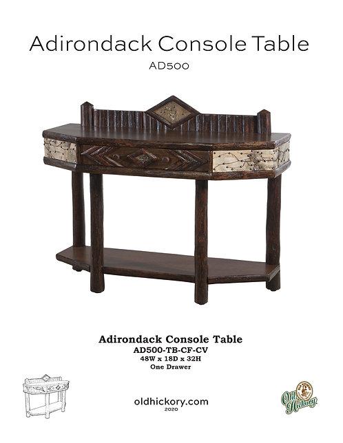 Adirondack Console Table - AD500