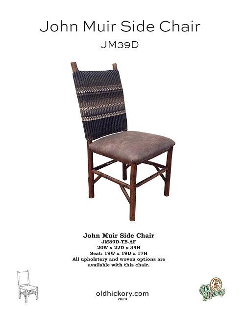 John Muir Side Chair - JM39D