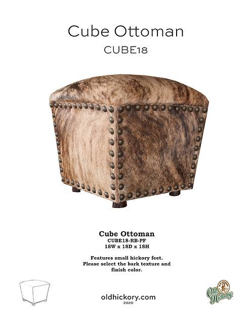 Cube Ottoman - CUBE18