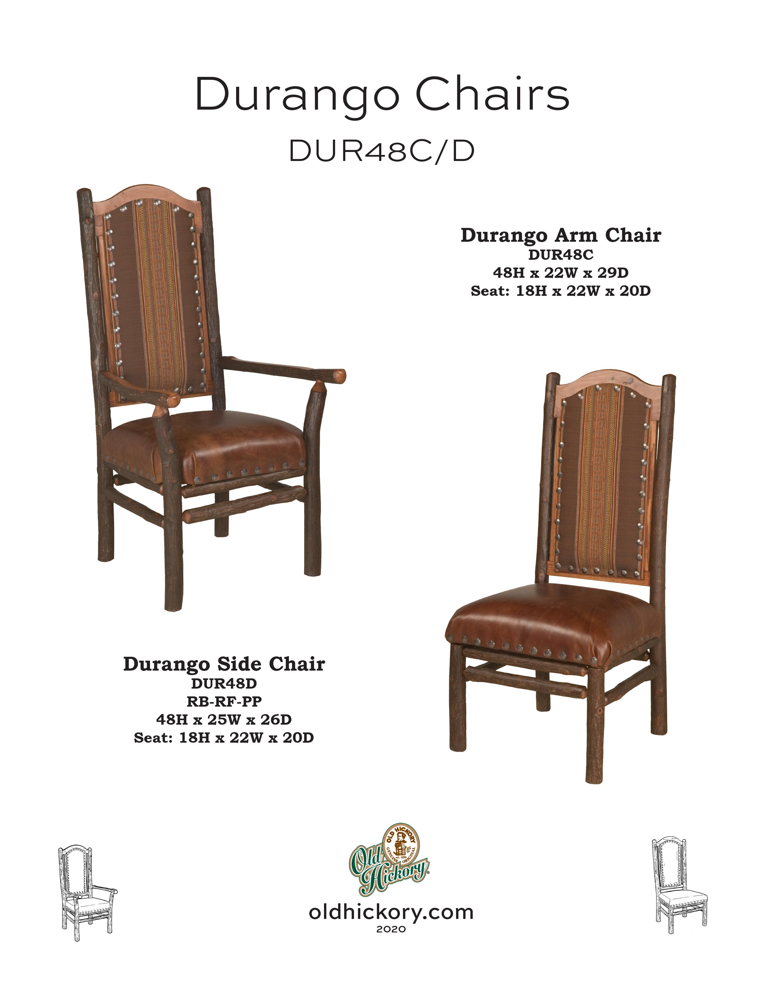 DUR48C & DUR48D