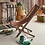 Thumbnail: Lolo Chair with Saddle Leather Sling