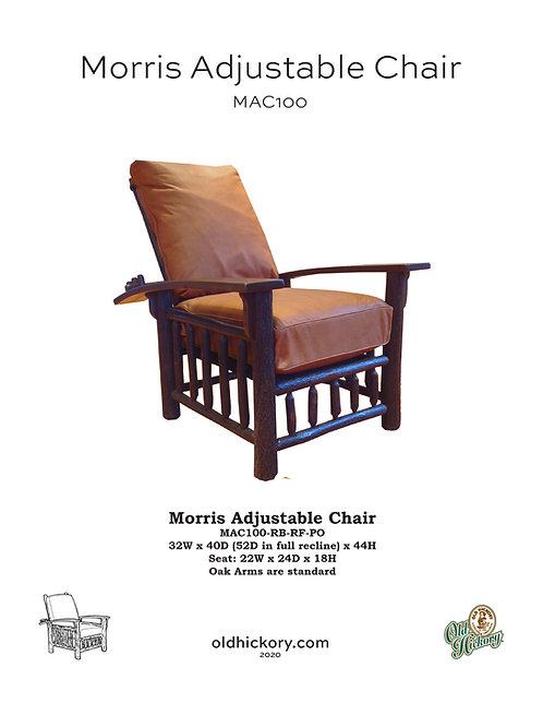 Morris Adjustable Chair - MAC100