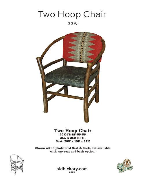Two Hoop Chair - 32K