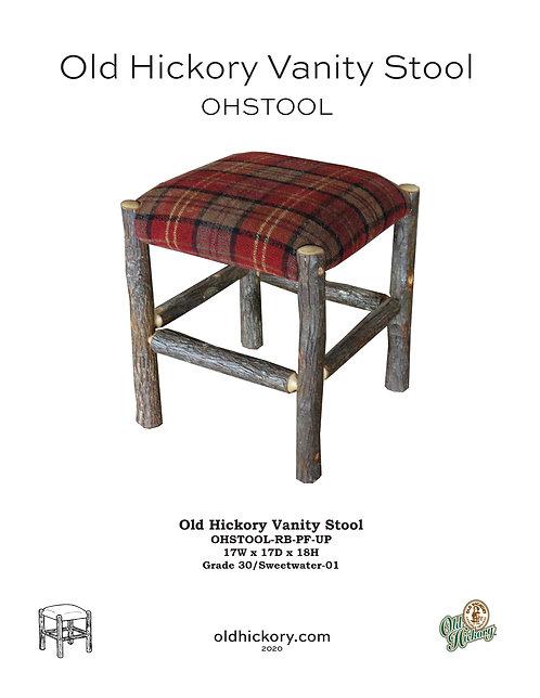 Vanity Stool - OHSTOOL