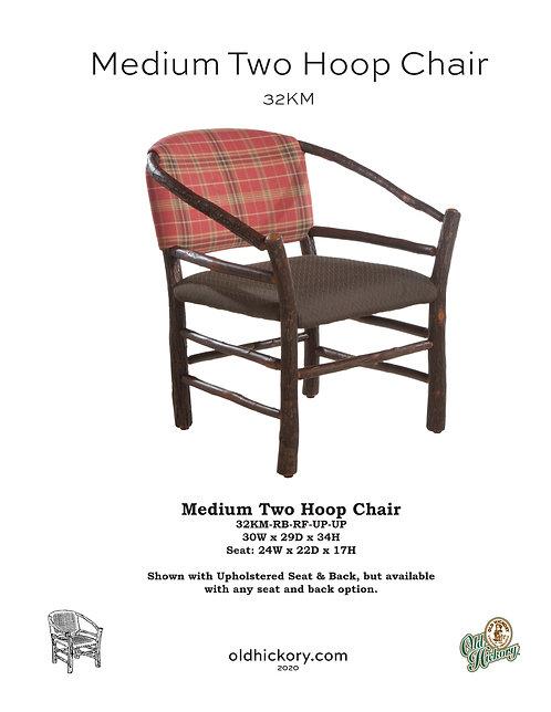 Medium Two Hoop Chair - 32KM