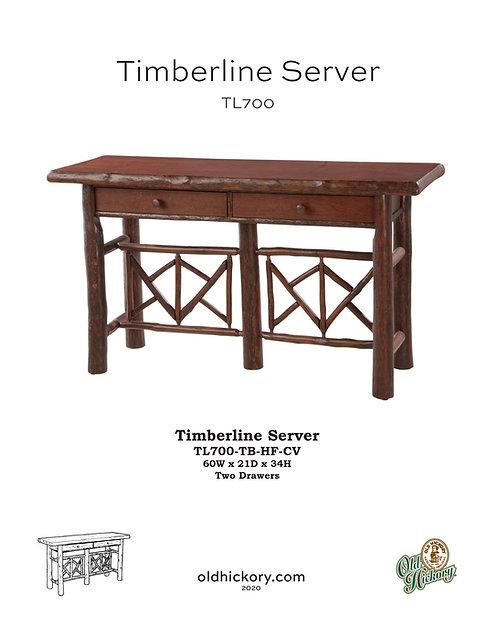 Timberline Server - TL700