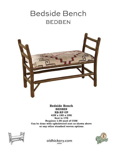 Bedside Bench - BEDBEN