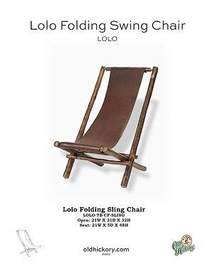Lolo Chair - LOLO
