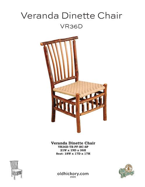 Veranda Dinette Chair - VR36D