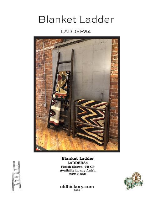 Blanket Ladder - LADDER84