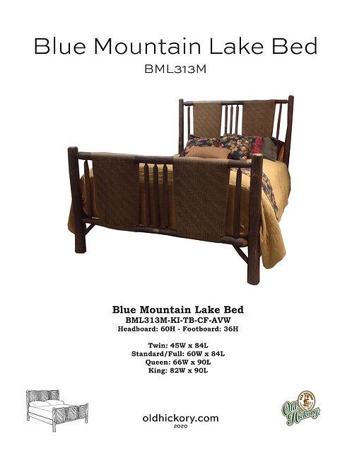 Blue Mountain Lake Bed - BML313M