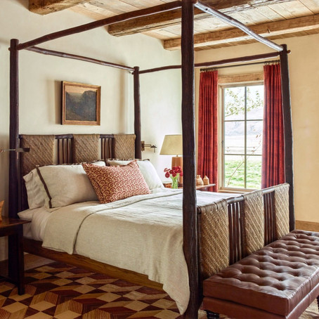 The Elements of a Rustic Home
