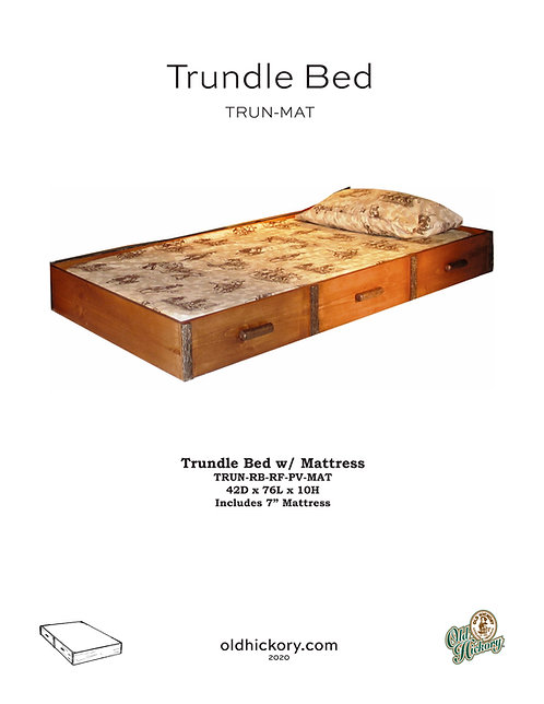 Trundle Bed - TRUN-MAT