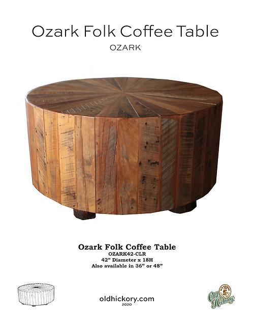 Ozark Folk Table - OZARK