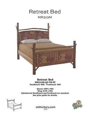 Retreat Bed - MR313M