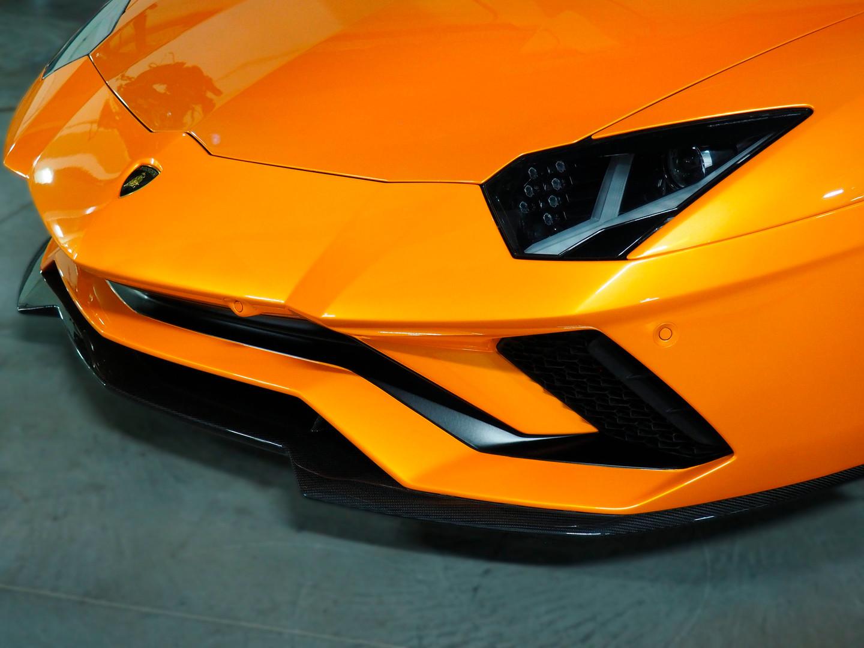 Body kit Aventador S