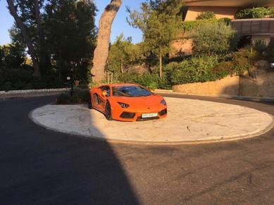 Lamborghini Aventador GAD LP1200