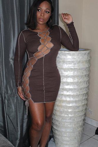 tie me up brown
