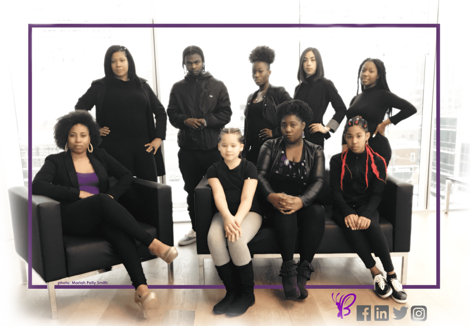 Braid Couture Group photo - by Mariah Pelley Smith
