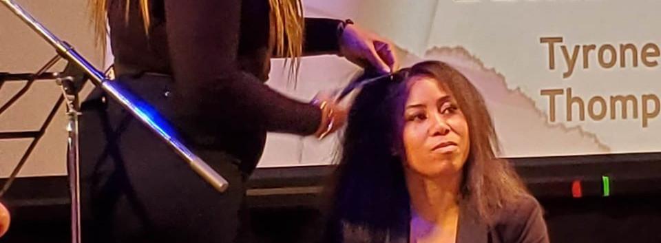 Teena Marie as model - Tasia Clyke- winn