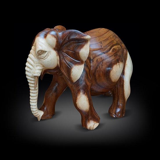 sculpture decor elephant