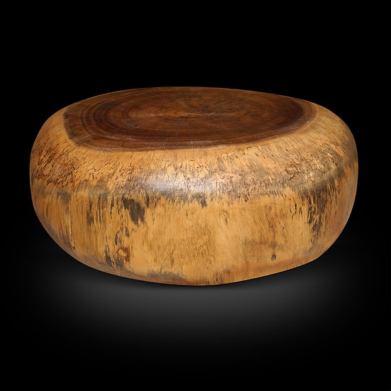 Stone shape stool table