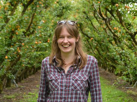 Orchard a family affair