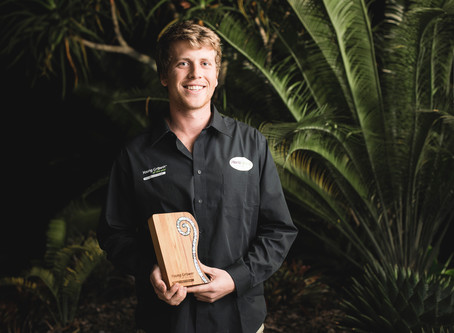 Winner of Gisborne-Tairāwhiti Young Fruitgrower for 2019 announced