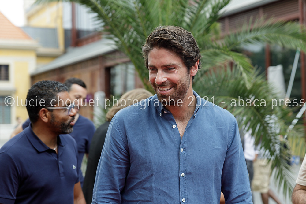 Tom Leeb au festival Ciné Roman de Nice