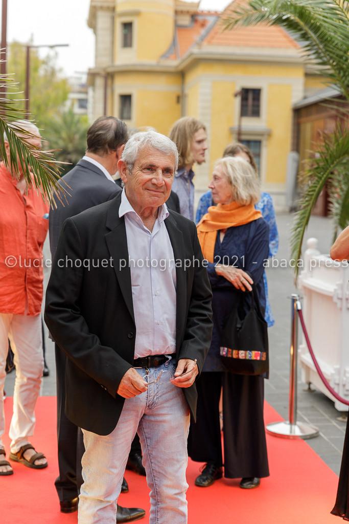 Michel Boujenah au festival Ciné Roman de Nice