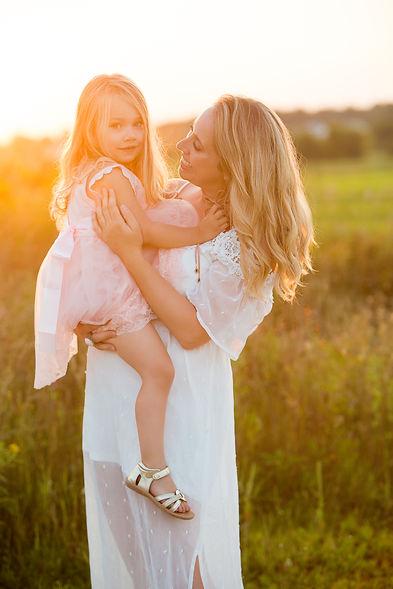 Jessyca Fleurant et sa fille