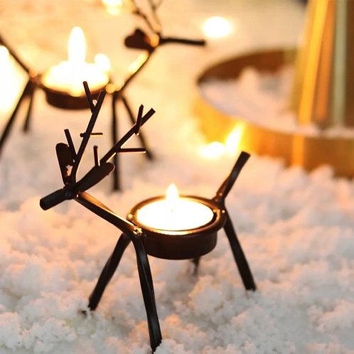 Reindeer family wax melt gift set