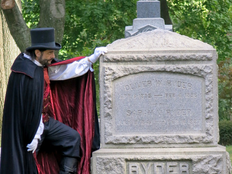 Spirits Alive – A self-guided walking tour: Commemorating the 150th anniversary of the end of the Ci