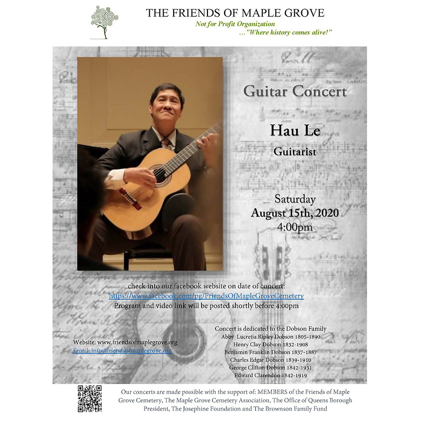 Hau Le In Concert