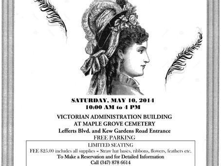 Victorian Hat Making Workshop