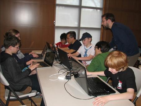 Computer Programming Workshop with Ido Tuchman