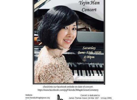 Yejin Han Concert