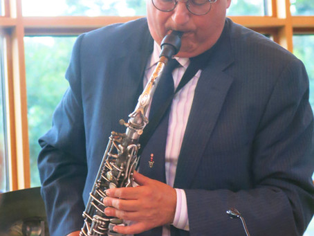 Let Your Spirits Swing! Jazz Concert at Maple Grove Cemetery