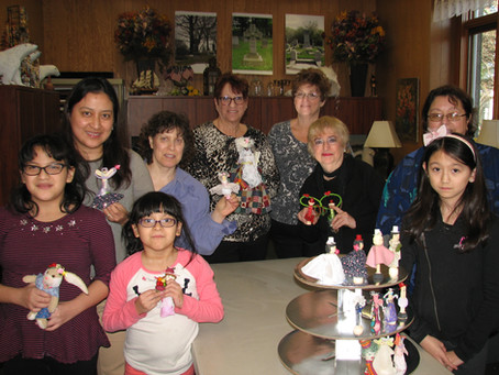 Clothespin Doll Making Workshop