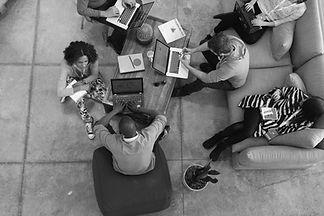 Espacio de trabajo moderna