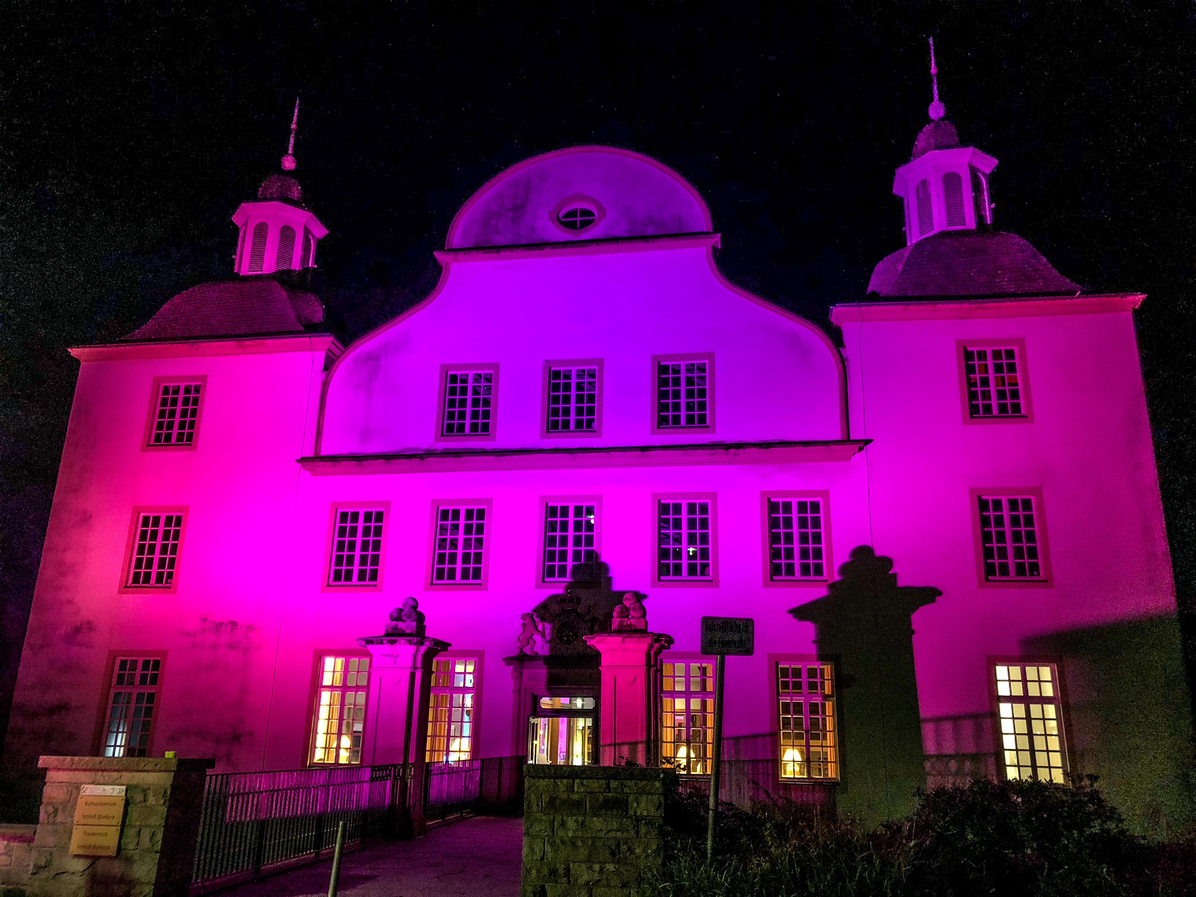 Schloss-Illumination