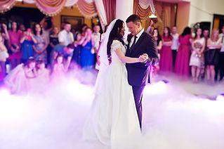 Brautpaar Wolke 7