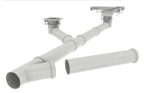 Sistemi push-fit INOX o acciaio galvanizzato