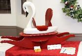 A Rocking Swan