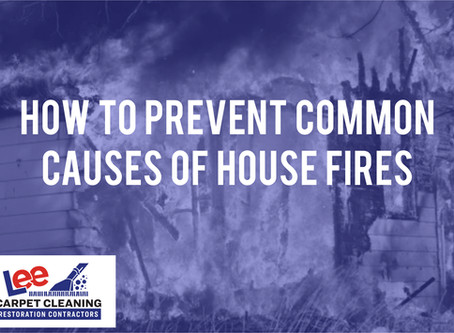 How to Prevent Common Causes of House Fires