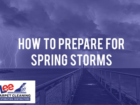 How to Prepare for Spring Storms