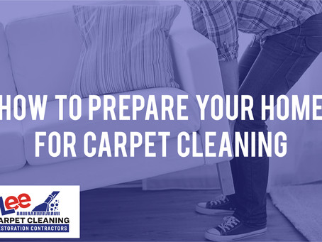 How to Prepare Your Home for Carpet Cleaning