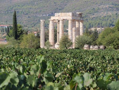 Гърция в чаша: пътеводител на нетрадиционния турист