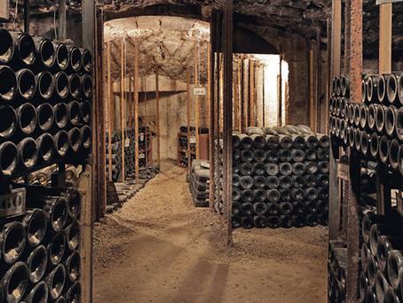 Какво трябва да знаем за съхранението на виното?